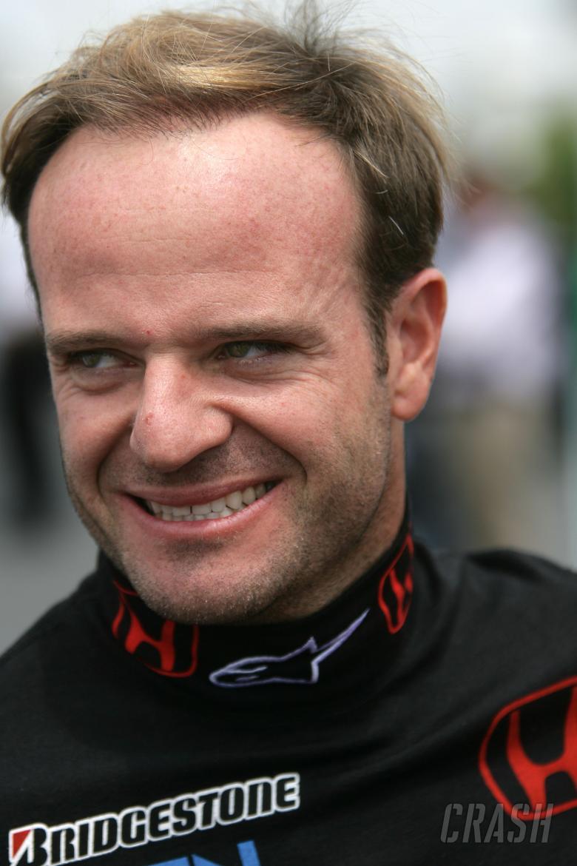 Rubens Barrichello (BRA) Honda RA107, Canadian F1 Grand Prix, Montreal, 8th-10th, June 2007