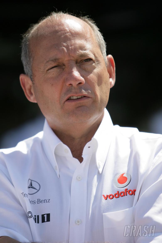 Ron Dennis (GBR) McLaren Team Principal, Canadian F1 Grand Prix, Montreal, 8th-10th, June 2007