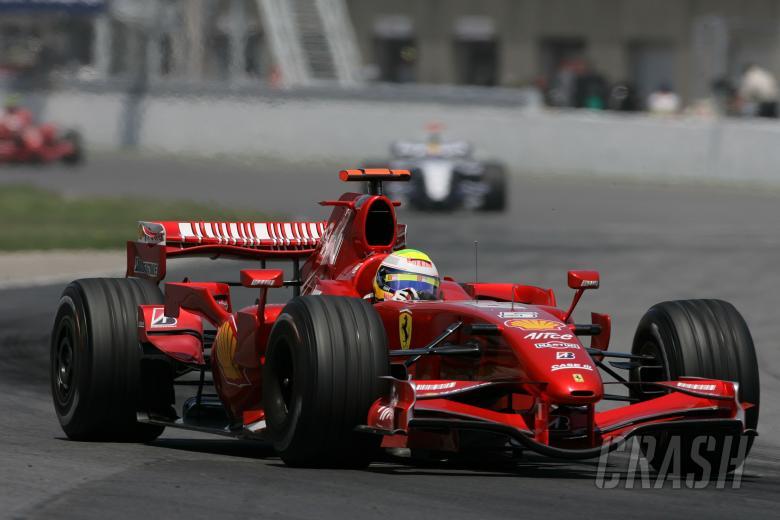 Felipe Massa (BRA) Ferrari F2007, Canadian F1 Grand Prix, Montreal, 8th-10th, June 2007