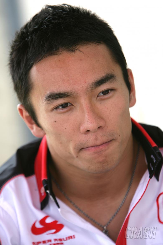 Takuma Sato (JPN) Super Aguri SA07, Indianapolis F1, USA, 2007