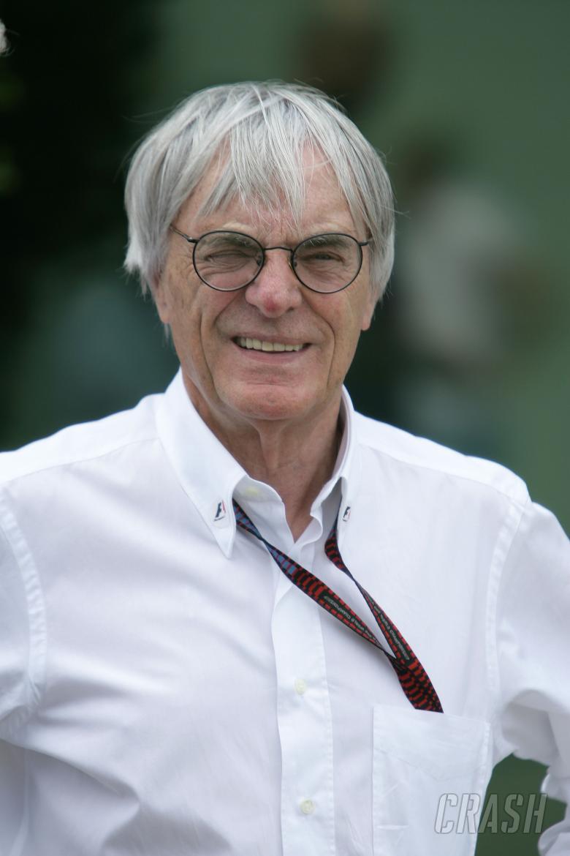 Bernie Ecclestone (GBR), Indianapolis F1, USA, 2007