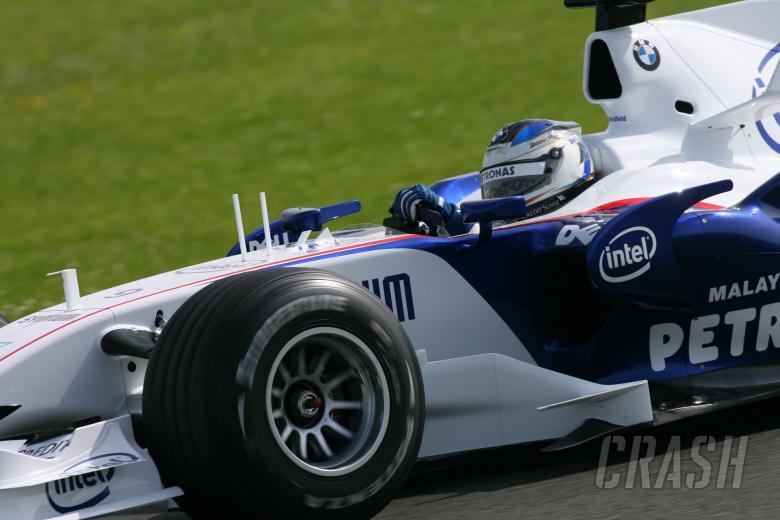 Nick Heidfeld (GER), BMW Sauber F1 Team