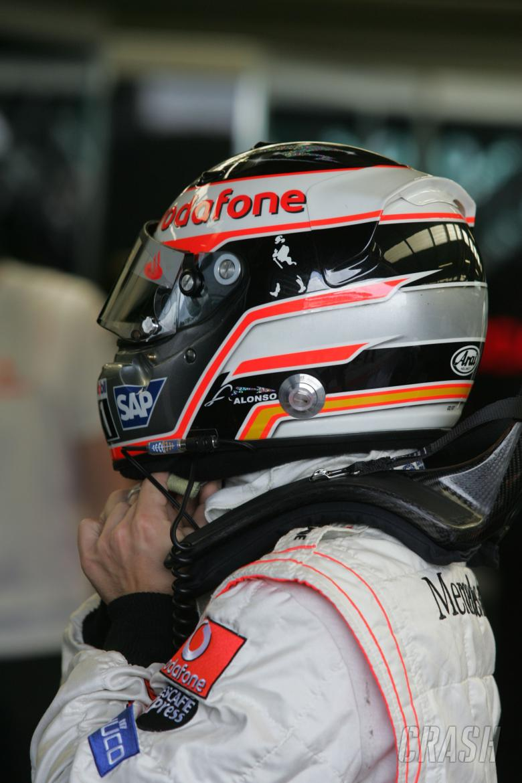 Fernando Alonso (ESP), McLaren Mercedes