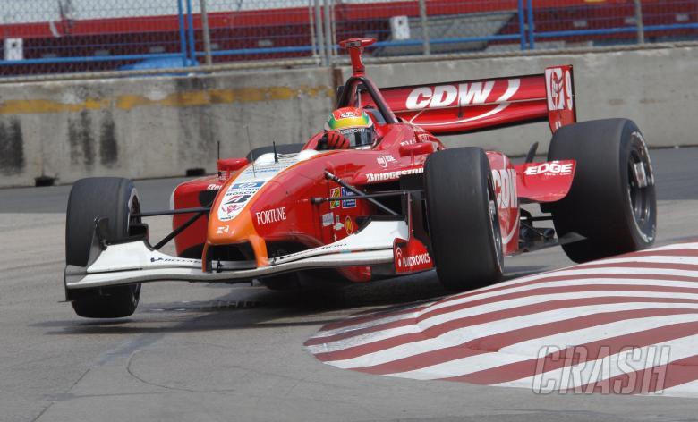 Champ Car World Series. 7-9 July 2007. Grand Prix of Toronto. Toronto, Ontario, Canada.  Justin Wils