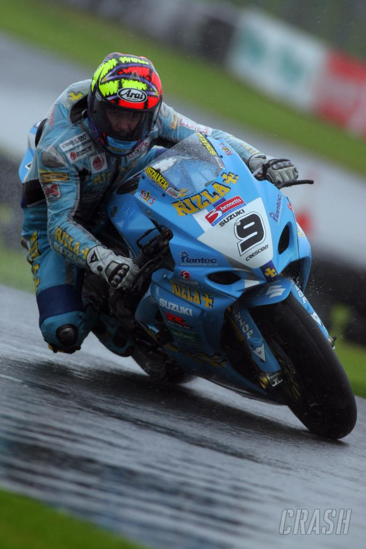 , , Chris Walker (GBR), Rizla Suzuki, GSXR1000K7, 9, Superbike