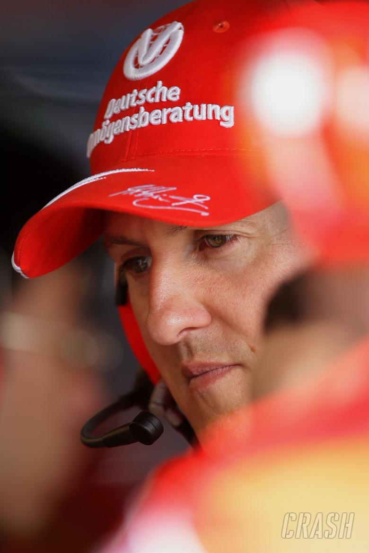 Michael Schumacher (GER), European F1 Grand Prix, Nurburgring, 20th-22nd, July, 2007