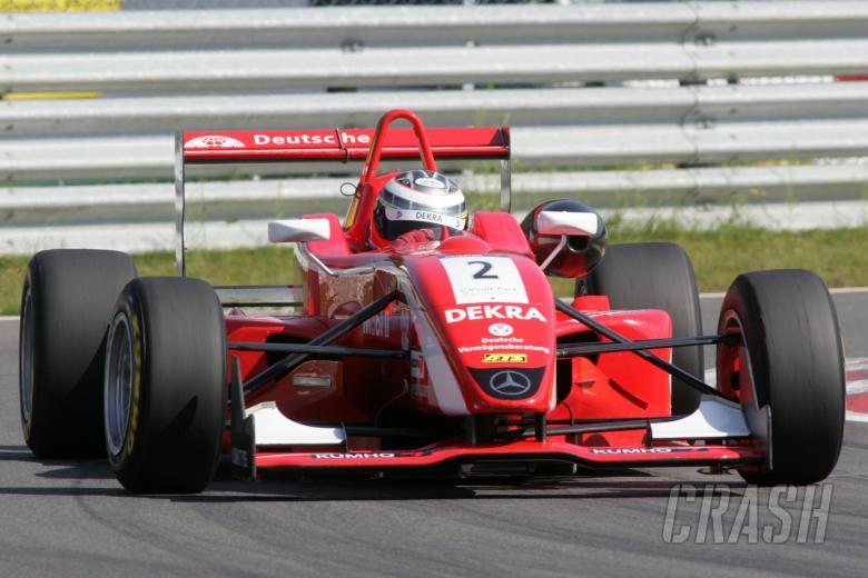 Nico Hulkenberg (GER) ASM F3 Dallara Mercedes
