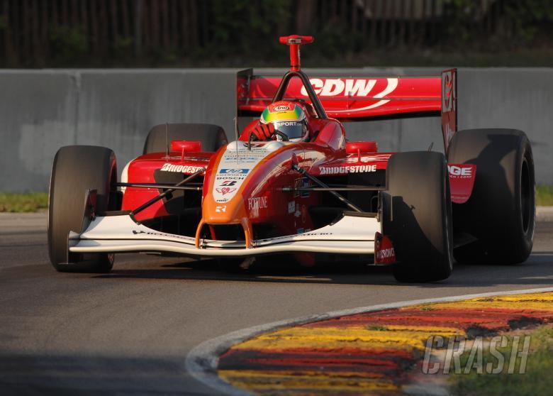 Champ Car World Series. 10-12 August 2007. Road America. Elkhart Lake, Wisconsin USA. Justin Wilson.