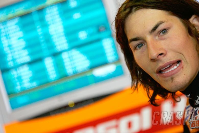 Hayden, Czech MotoGP, 2004