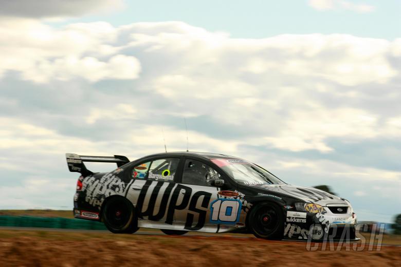 Jason Bargwanna (Aust) WPS FordJim Beam 400Rd 8 V8 Supercar ChampionshipOran ParkSydneyNSWAust