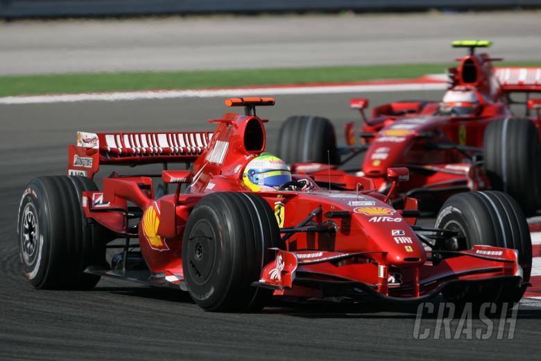 Felipe Massa (BRA) Ferrari F2007, Turkish F1, Istanbul Park, 24th-26th August, 2007