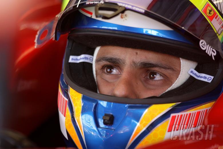 Felipe Massa (BRA) Ferrari F2007, Italian F1, Monza, 7-9th, September 2007