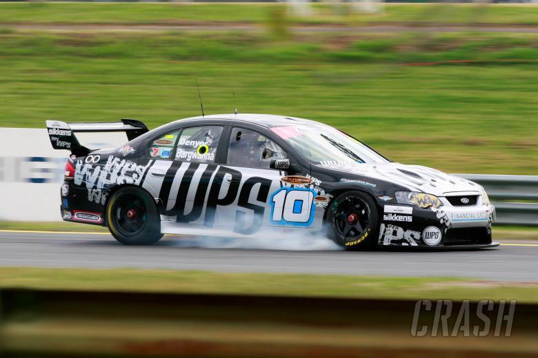 Jason Bargwanna (Aust) WPS fordJust Car Insurance Sandown 500Rd 9 V8 SupercarsSandown RacewayMelbour