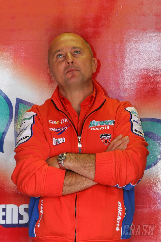Colin Wright (GBR), Airwaves Ducati, 999F07, Superbike