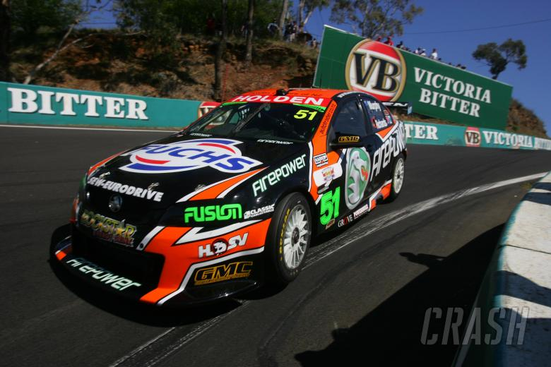 Greg Murphy (NZ) Jason Richards (NZ) Firepower Tasman Commodore finished 4th outright