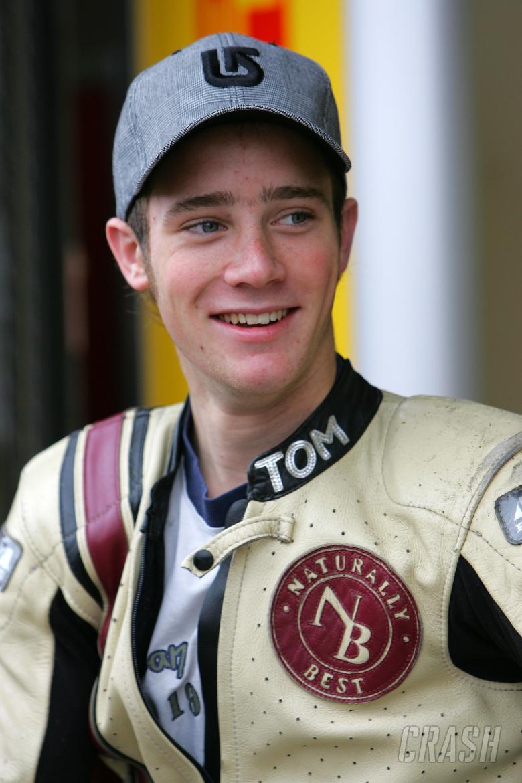 Tommy Bridewell (GBR), Team Naturally Best, Suzuki, GSX-R1000K6, 18, Superbike