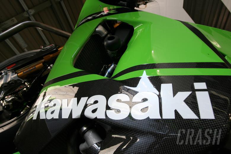 Kawasaki ZX-RR, Valencia MotoGP tests 2007