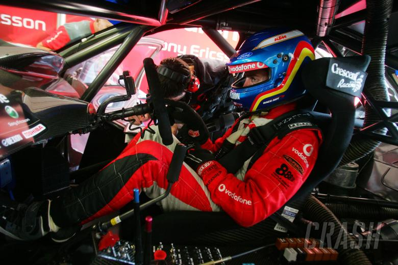 , - Jamie Whincup (aust) Team Vodafone 888 Ford finished second in the championship by just 2 pointsDunl