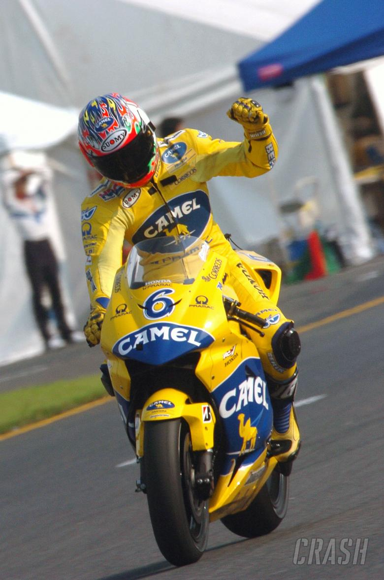 Tamada, Japanese MotoGP Race 2004