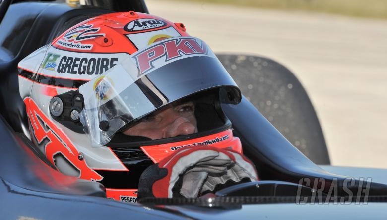 Alex Tagliani - PKV Racing