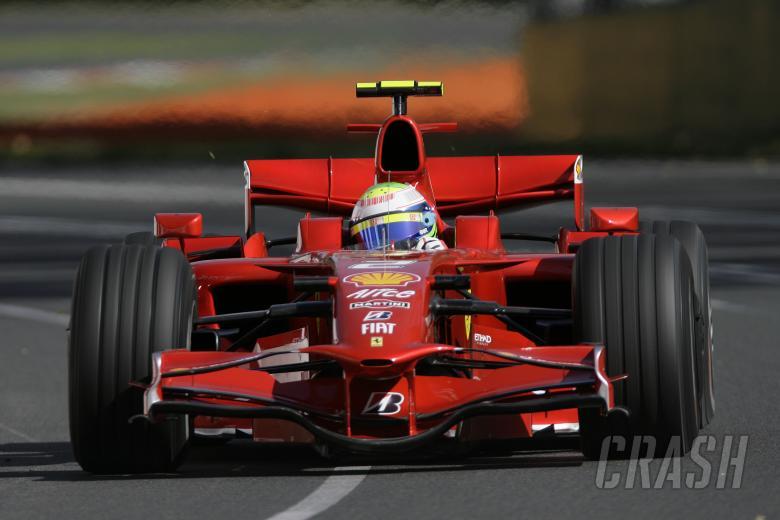 Felipe Massa (BRA) Ferrari F2008, Australian F1 Grand Prix, Albert Park, Melbourne, 14-16th, March,