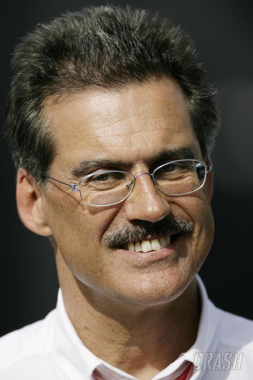 Mario Theissen (GER) BMW Motorsport Sporting Director, Australian F1 Grand Prix, Albert Park, Melbou