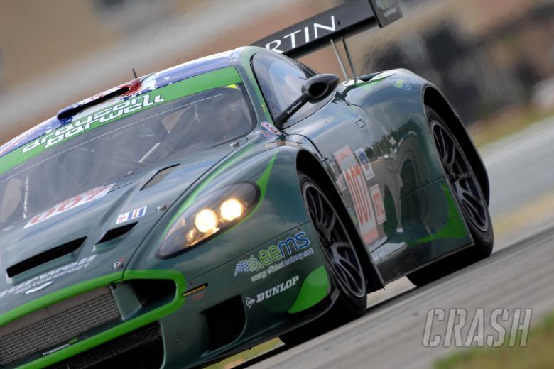 Cocker/Drayson/Sugden - #007 Barwell-Drayson Aston Martin DBRS9, Sebring 12 Hours