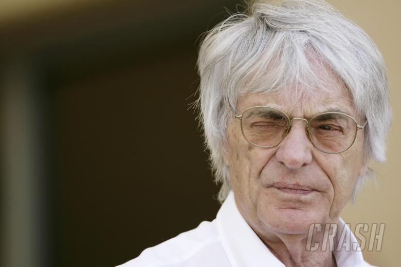Bernie Ecclestone (GBR), Bahrain F1 Grand Prix, Sakhir, Bahrain, 4-6th, April, 2008