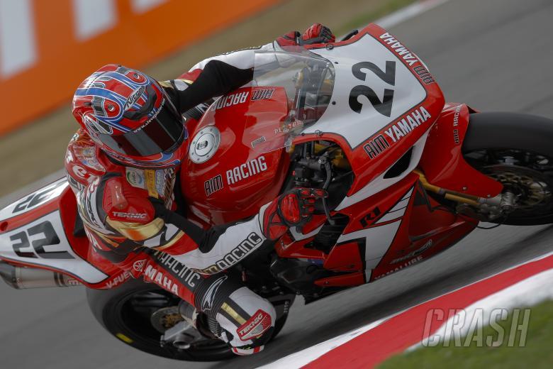 22, Steve Plater, AIM Yamaha