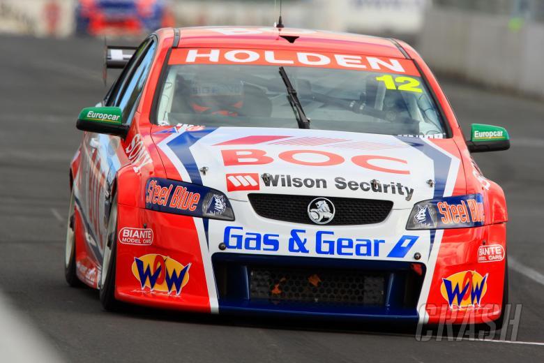 Andrew Jones (aust) BOC Gases Commodore  V8 Supercars Rd3 Hamilton 400 NZ