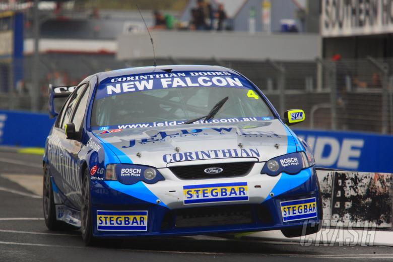 , , James Courtney (aust) Jeld-Wen Motorsport Ford V8 SupercarsRd3 Hamilton 400NZ