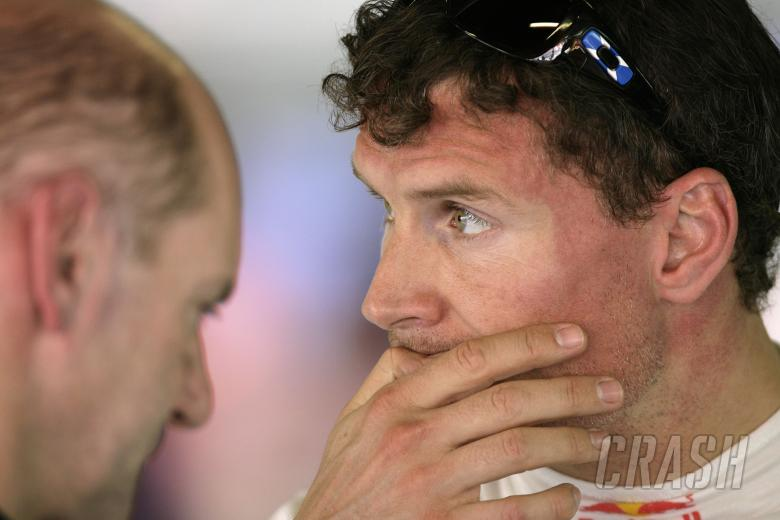 David Coulthard (GBR) Reb Bull RB4, Spanish F1 Grand Prix, Catalunya, 25th-27th, April, 2008
