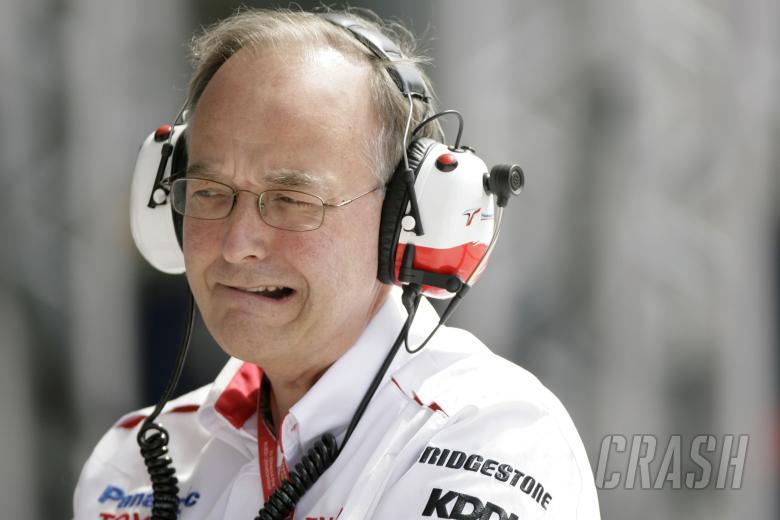 John Howett (GBR), President Of Toyota Motorsport, Turkish F1, Istanbul Park, 9th-11th May, 2008