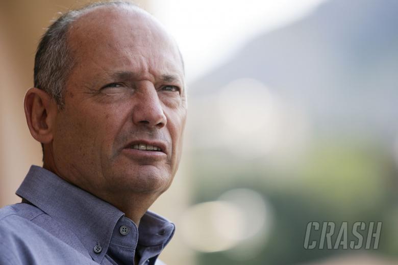 Ron Dennis (GBR) McLaren Team Principal, Monaco F1 Grand Prix, 22nd-25th, May 2008
