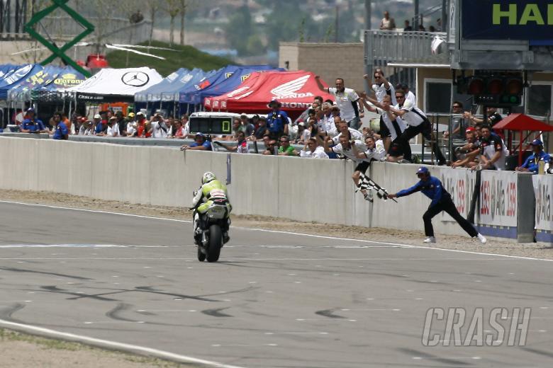 , , Checa Wins, USA WSBK Race 1 2008