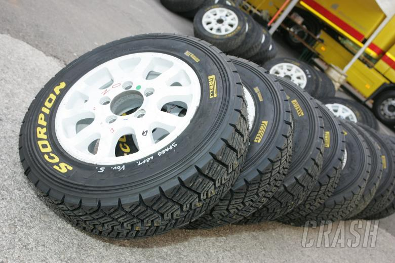 Tyres Pirelli