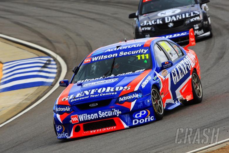 , , Fabian Coulthard, (NZ) Glenford Tools Ford Bigpond 400 rd 4 V8 SupercarsBarbagallo RacewayPerthWA