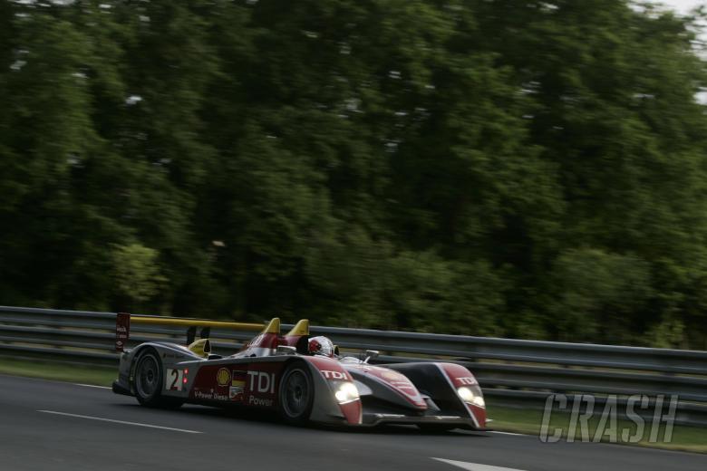 , , McNish, Capello, Kristensen - Audi R10 TDI