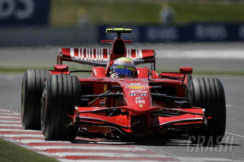 Felipe Massa (BRA) Ferrari F2008, French F1 Grand Prix, Magny Cours, France, 20th-22nd, June, 2008