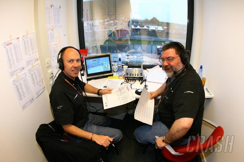 Toby Moody and Julian Ryder, Dutch MotoGP 2008