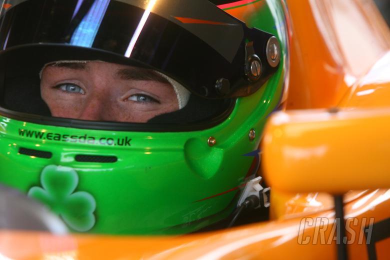 Alistair Jackson (GBR) - Raikkonen Robertson Racing Dallara Mercedes