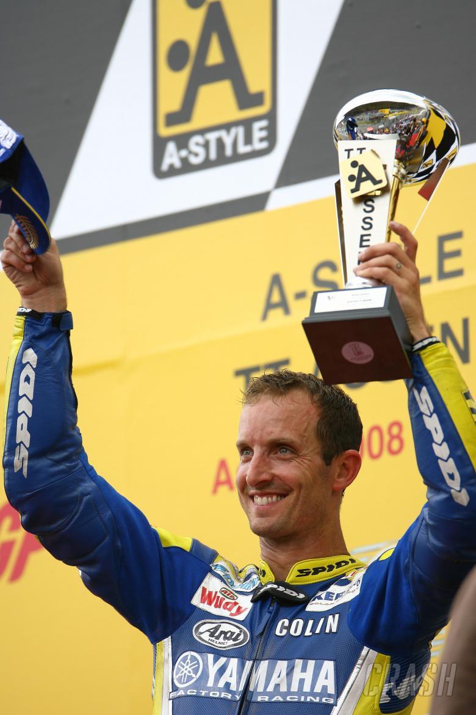 Edwards, Dutch MotoGP Race 2008