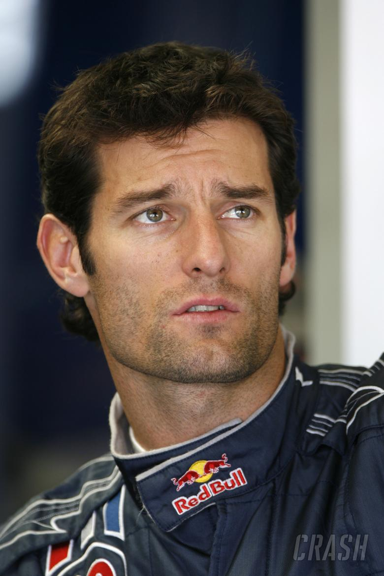 Mark Webber (AUS) Red Bull RB4, British F1, Silverstone, 4-6th, July, 2008