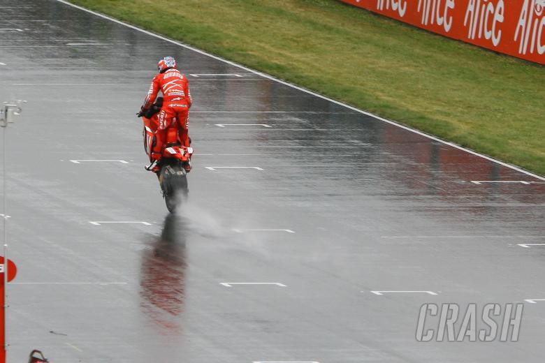 , , Stoner wins, German MotoGP Race 2008
