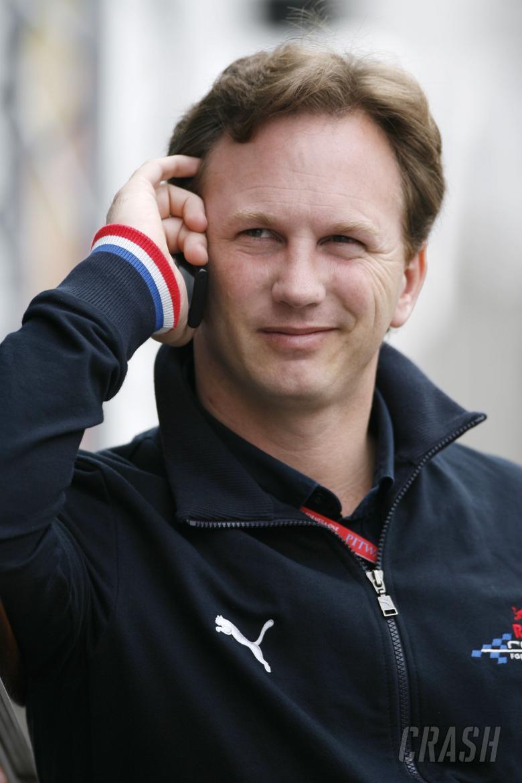 Christian Horner (NED) Red Bull Sporting Director, German F1 Grand Prix, Hockenheim, 18th-20th, July