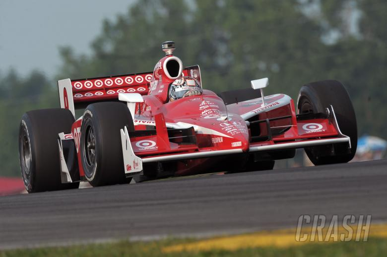 Indy Racing League. 18-20 July 2008. Honda Indy 200. Mid-Ohio Sports Car Course. Lexington, Ohio.Sc