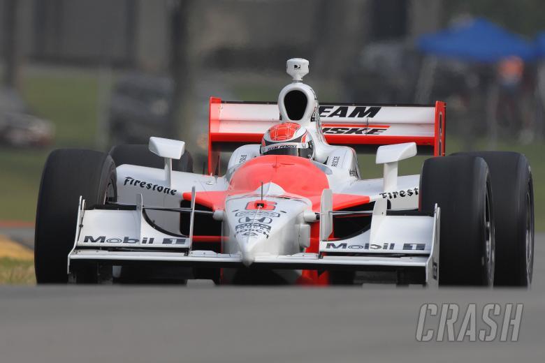 Indy Racing League. 18-20 July 2008.  Honda Indy 200. Mid-Ohio Sports Car Course. Lexington, Ohio.Ra