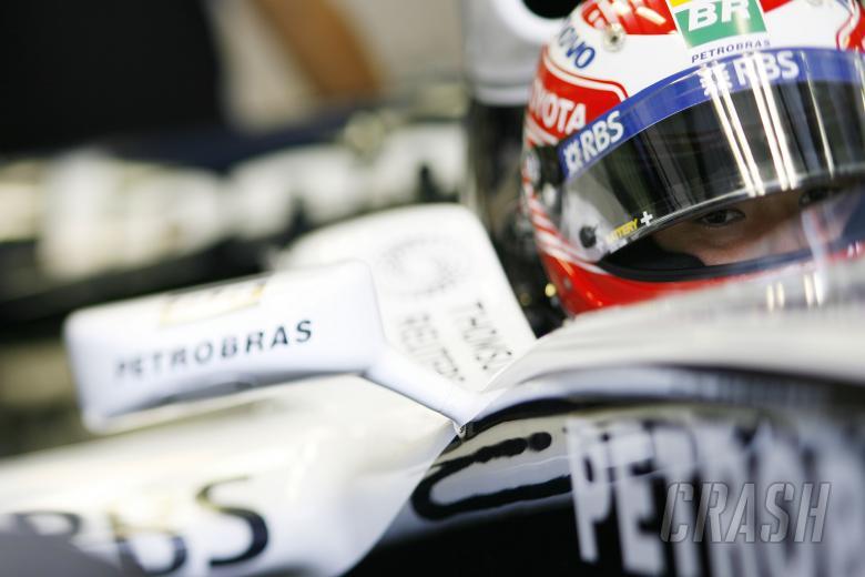 Kazuki Nakajima (JPN) Williams FW30, Hungarian F1, Hungaroring, 1st-3rd, August, 2008