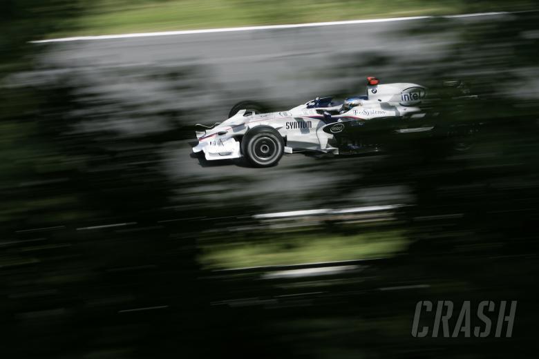 Nick Heidfeld (GER) BMW Sauber.F1.08, Hungarian F1, Hungaroring, 1st-3rd, August, 2008