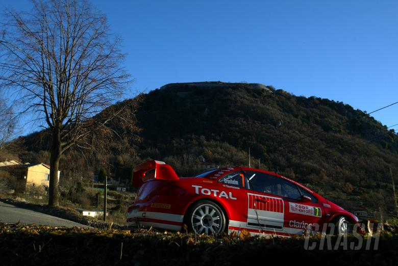 Marcus Gronholm / Timo Rautianen - Peugeot 307 WRC